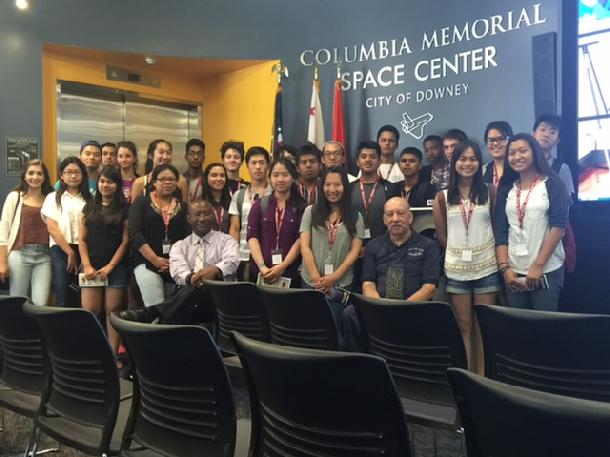 UC Mission Engineering, Barboza Space Center, Columbia Memorial Space Center