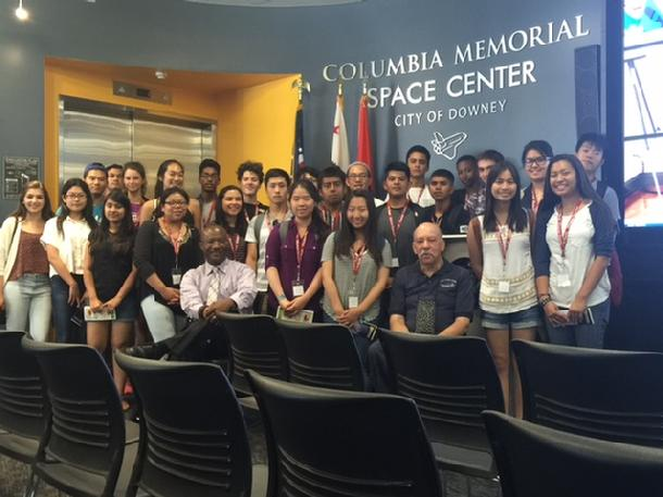 Barboza Space Center, Columbia Memorial Space Center, USC Engineering