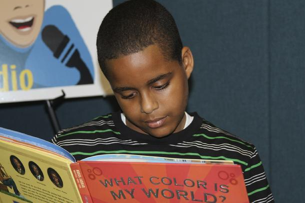 What color is my world?, Kareem Abdul-Jabbar, Kids Talk Radio,11th Annual Young Authors'Faire