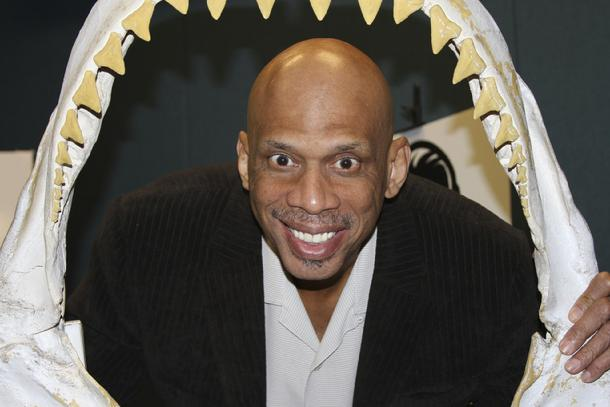 Kareem Abdul-Jabbar, Bob Barboza, Kids Talk Radio, Stone Houston