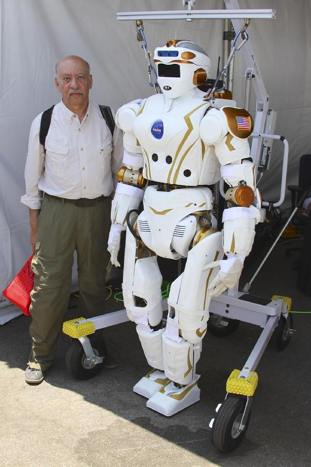 Bob Barboza, DARPA Robot Challenge, Kids Talk Radio, The Occupy Mars Learning Adventures