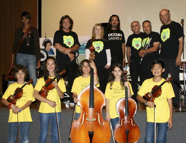 The Los Angeles Youth Orchestra, Kids Talk Radio Sound Effects Orchestra