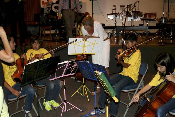 The Los Angeles Youth Orchestra, Kids Talk Radio